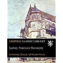 Sapho: Parisian Manners