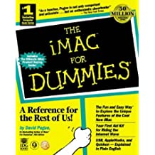 The Imac for Dummies by David Pogue (1999-01-30)