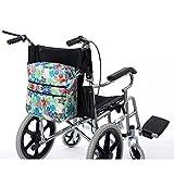 Sacoche de voyage universelle pour transporter des accessoires sur fauteuil roulant,...