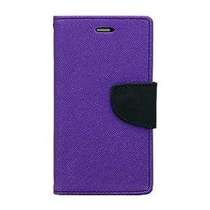Sony Xperia S39h Flip Cover by ZAUKY - Purple