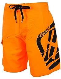 Freegun - Flu orange short de bain - Short de bain
