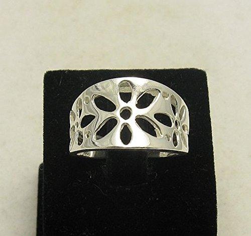 Sterling silber ring Schädel Spinne 925 Empress Größe 54 - 75 R000987 (Spinnen Ringe)
