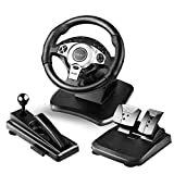 SAMEO DOYO R900 Degree Rotation Gaming Racing Wheel 7 in 1 Multi Format