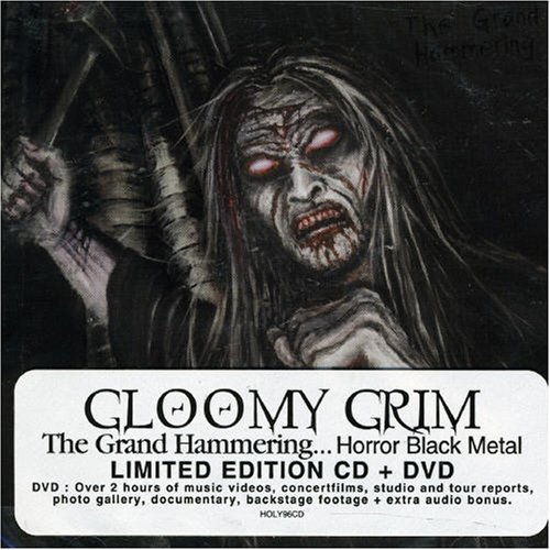 Grand Hammering: +DVD by Gloomy Grim