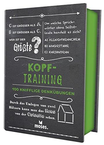 Quiz-Box Kopftraining: 100 kniff...