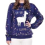 Soupliebe Damen Herbst Winter Weihnachten Printing Hoodie Langarm Sweatershirt Tops Kapuzen Langarmshirt Sweatjacke Kapuzenpullover Pullover