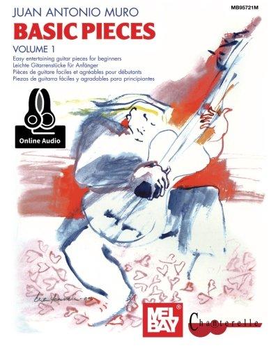 Basic Pieces  Volume 1 par Juan Antonio Muro