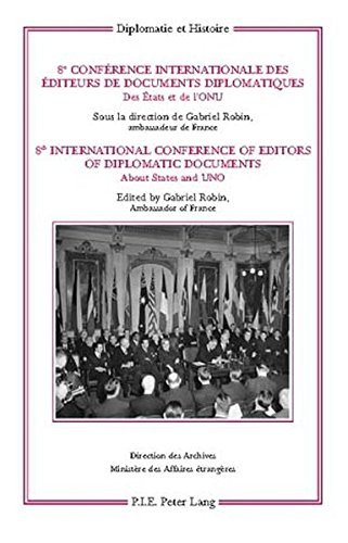 8e Conference Internationale Des Editeur...