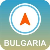 Bulgarien Offline-GPS