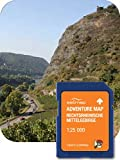 Satmap GPS System Adventure Map Deutschland 1:25000 rechtsrh...