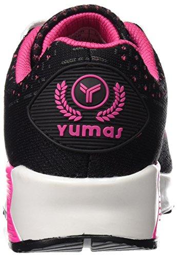 YUMAS Gilda, Chaussures femme Noir