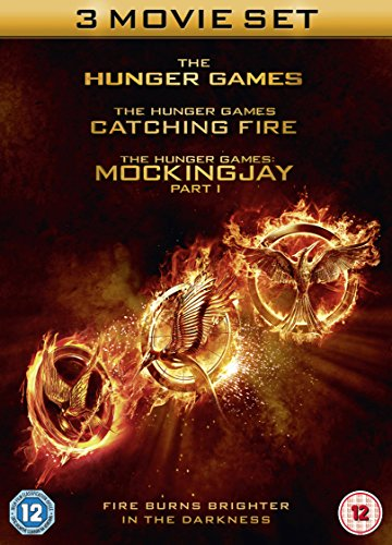 The Hunger Games / Catching Fire / Mockingjay, Part I [3 DVDs] [UK Import (Film Hunger Games)
