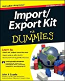 Import / Export Kit For Dummies by John J. Capela (2012-03-06)