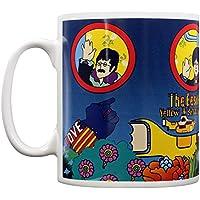 Rock Off - The Beatles mug Portholes
