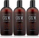 3pezzi American Crew Liquid Wax 150ML NEU cera, Liquido