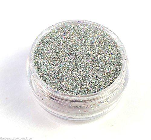 Glitter Eyes - GH1 Holographic Silver Glitter Eye Eyeshadow Eye Kit Shadow Large 5ml Pot