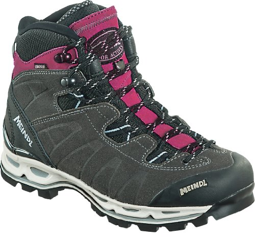 Meindl - Air revolution ultra lady - Chaussures marche randonnées brombeer/anthrazit