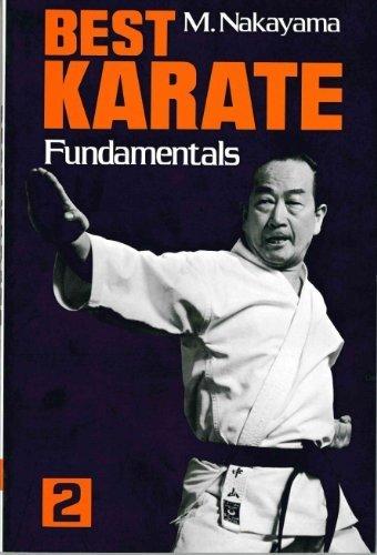 Best Karate, Vol.2: Fundamentals (Best Karate Series) by Nakayama, Masatoshi (2012) Paperback
