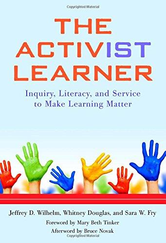 Preisvergleich Produktbild The Activ(ist) Learner: Inquiry,  Literacy