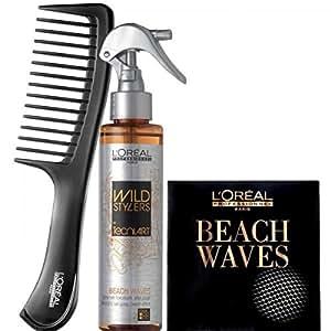 Spray coiffant L oréal Coffret Beach Waves