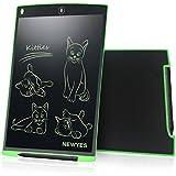 Tavoletta LCD da Disegno Economiche - NEWYES NYWT120- Memo Pad da 12 Pollici Ewriter LCD per Tablet da Tavoletta Grafica Compreso 1 Pennino 2 Magnete Servizio di Rimborso in Contanti 30 Giorni (Verde)