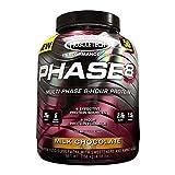 Phase8 de Muscletech: ¡Alimento para los músculos durante 8 horas! La fórmula completa de liberación sostenida de proteína durante 8 horas PHASE8 es una fórmula que contiene exclusivamente fuentes de proteína de alta calidad que alimentan tus...
