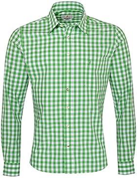 Almsach Trachtenhemd Robert Slim