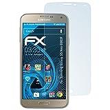 atFolix Displayschutzfolie für Samsung Galaxy S5 Neo (G903F) Schutzfolie - 3 x FX-Clear kristallklare Folie