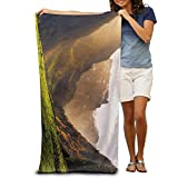 hanbaozhou Great Autumn In The Swiss Alps.jpg\r\n Oversized Beach Towel Pool Towel,Swim Towels for Bathroom,Gym,and Pool 31 In X51 In