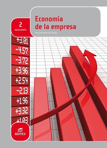 Economía de la empresa 2º Bachillerato (LOMCE)