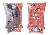 Best_way STAR WARS™ Armbands, Schwimmflügel 30 x 15 cm, Mehrfarbig