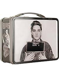 Preisvergleich für Lunchbox–Elvis–Enlistment Foto Gen 2Metall Dose Fall 48174NEU