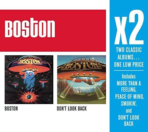 X2: Boston / Don't Look Back by Boston (2008-02-26)