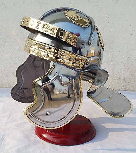 surin-shakti-enterprise-medieval-romain-centurion-casque-gaulois-italique-besancon-casque-avec-suppo