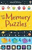 Over 50 Memory Puzzles (Usborne Puzzle Books)