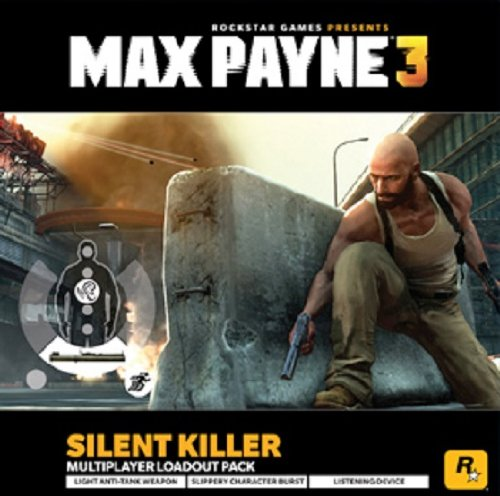 Max Payne 3 Silent Killer Loadout Pack DLC