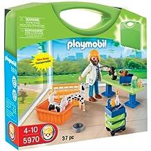 Playmobil 626653 - Maletín Clínica Veterinaria