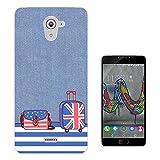 003429 - USA UK suitcases bags travel Design Wiko U Feel