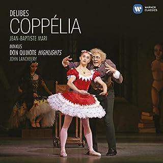 Coppélia, ACT II: No.11a Musique Des Automates.