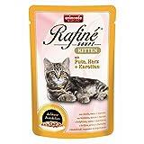 Animonda Kitten Pute & Herz | 24x 100g Katzenfutter