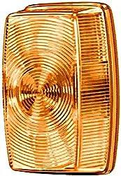 HELLA 2BA 002 324-001 Blinkleuchte, Blinklicht, seitlicher Anbau vorne links/rechts, 12/24 V