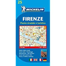 Firenze (Florence) Town Plan (Michelin City Plans) by Collectif (2008-07-07)