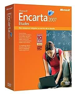 Microsoft Encarta Etudes 2007