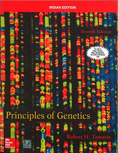 Principles Of Genetics (With Cd), 7Th Edn