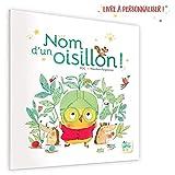 Dans ma carriole - Livre enfant personnalisé - Nom d'un oisillon - livre sur-mesure au prénom, allure et qualités de l'enfant - 0 à 7 ans...