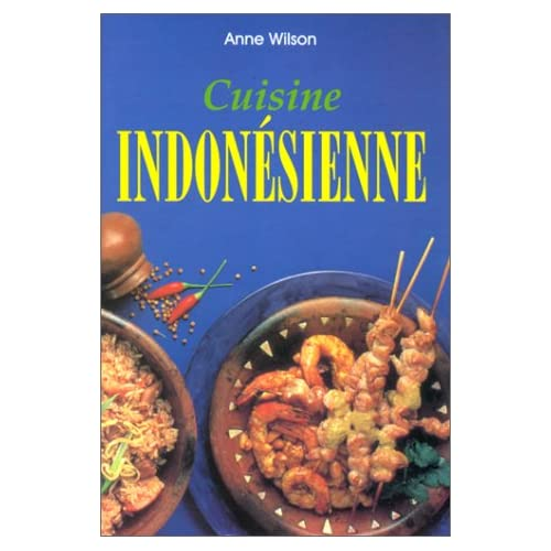 Cuisine indonesienne