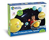Learning Resources Giant Inflatable Solar System - Recurso educativo (verión en inglés)