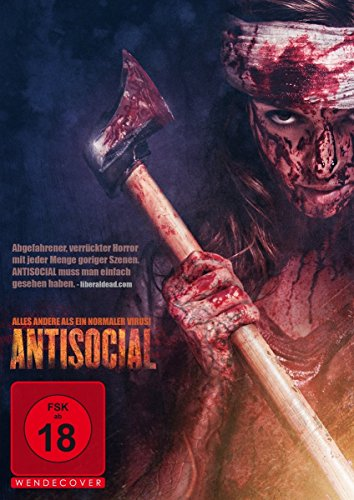 Antisocial - Alles andere als ein normaler Virus! - Michelle Copeland