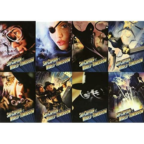 Sky Captain and the World of Tomorrow Poster (11 x 14 Inches - 28cm x 36cm) (2004) Style A