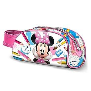 Minnie Mouse Estuche Portatodo, Multicolor (Karactermania KM-37711)